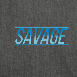 savage - Shoulder Bag made from recycled material