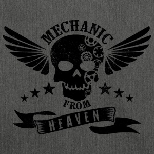 Mechanic From Heaven - Schoudertas van gerecycled materiaal