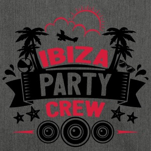 Ibiza Party Crew - Skuldertaske af recycling-material