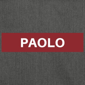 Paolo - Shoulder Bag made from recycled material
