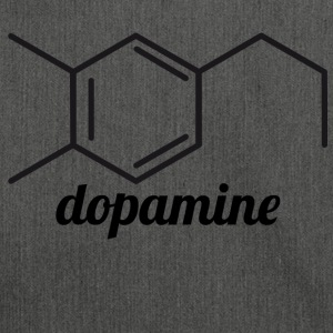 Dopamine - Shoulder Bag made from recycled material