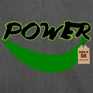 Plantain Power-Made in DR - Shoulder Bag made from recycled material
