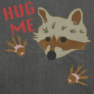 HUG ME - Schultertasche aus Recycling-Material
