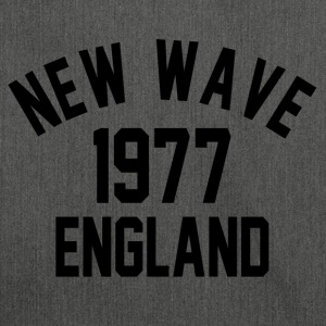 New Wave 1977 England - Borsa in materiale riciclato