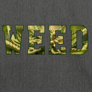 Weed - Shoulder Bag made from recycled material