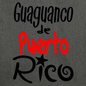 Guaguanco de Puerto Rico - Salsa Dance Shirt - Shoulder Bag made from recycled material