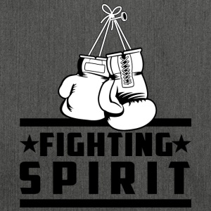 Fighting Spirit - Borsa in materiale riciclato