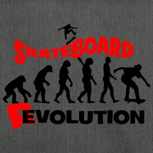 tshirt-skate Revolution - Shoulder Bag made from recycled material