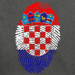 CROATIA 4 EVER COLLECTION - Shoulder Bag made from recycled material