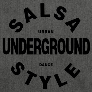Salsa Underground Style - Salsa Dance Shirt - Shoulder Bag made from recycled material