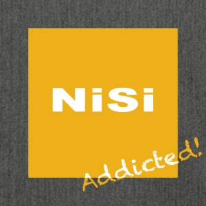 NiSi Addicted - Shoulder Bag made from recycled material