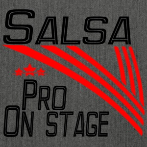 Salsa Pro - On Stage - Pro Dance Edition - Shoulder Bag made from recycled material
