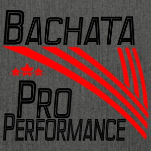 Bachata Pro Performance - Pro Dance Edition - Shoulder Bag made from recycled material