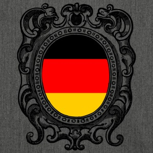 Germany flag Germany flag - Shoulder Bag made from recycled material