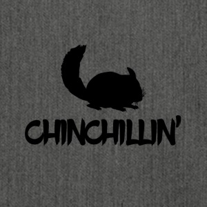 Chinchillin ' - Shoulder Bag made from recycled material