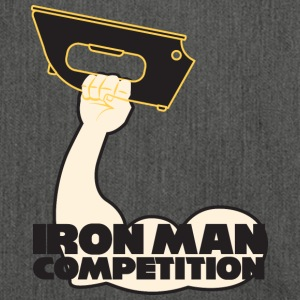 Iron Man Competition - Iron Man Competition - Shoulder Bag made from recycled material