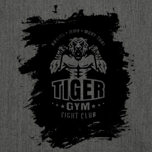 Tiger Gym - Schultertasche aus Recycling-Material