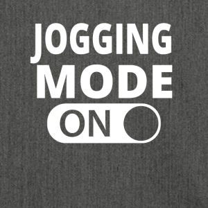 MODE ON JOGGING - Schultertasche aus Recycling-Material