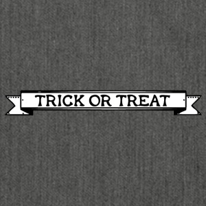 trick or threat - Sac bandoulière 100 % recyclé