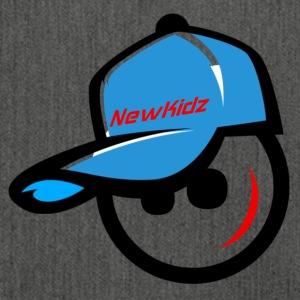 NewKidz Logo - Shoulder Bag made from recycled material
