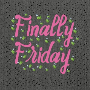 Finally Friday - Schoudertas van gerecycled materiaal