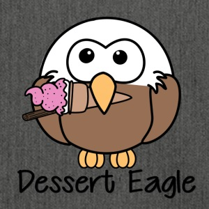 Dessert Eagle - Shoulder Bag made from recycled material