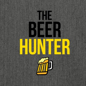 The beer hunter - Shoulder Bag made from recycled material
