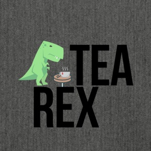 Tea Rex - Shoulder Bag made from recycled material