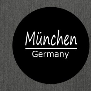 Munich - Shoulder Bag made from recycled material