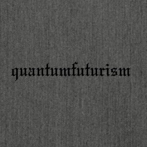 Quantumfuturism (Old London style) - Shoulder Bag made from recycled material