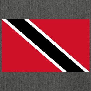 National Flag Of Trinidad And Tobago - Shoulder Bag made from recycled material