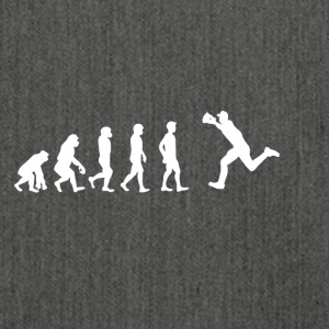 EVOLUTION baseball - Skuldertaske af recycling-material