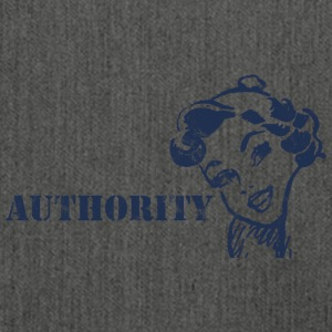 Pin-Up Girl / Rockabilly / 50s: Authority - Shoulder Bag made from recycled material