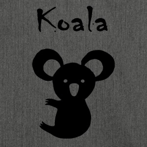 koala - Borsa in materiale riciclato