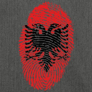 Fingerprint - Albania - Borsa in materiale riciclato