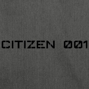 CITIZEN 001 - Shoulder Bag made from recycled material