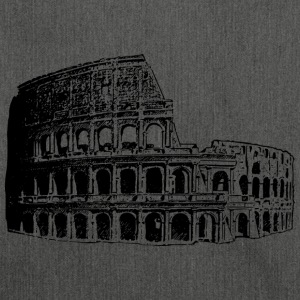 Colosseo - Borsa in materiale riciclato