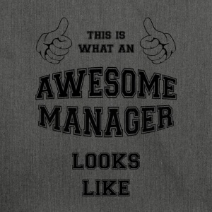 AWESOME MANAGER - Borsa in materiale riciclato