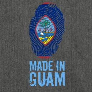 Made In Guam / Guahan - Borsa in materiale riciclato