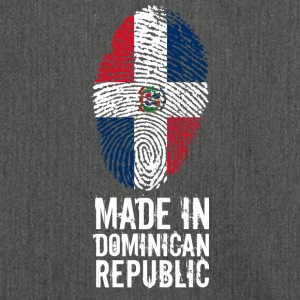 Made In Repubblica Dominicana - Borsa in materiale riciclato