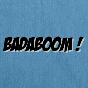 Badaboom - Shoulder Bag made from recycled material