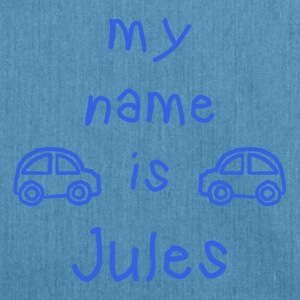 JULES MY NAME IS - Sac bandoulière 100 % recyclé