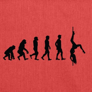Evolution Pole Dance - Skulderveske av resirkulert materiale