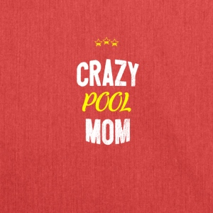 Verontruste - CRAZY MOM POOL - Schoudertas van gerecycled materiaal