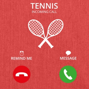 Ring Mobile Call tennisspiller - Skulderveske av resirkulert materiale