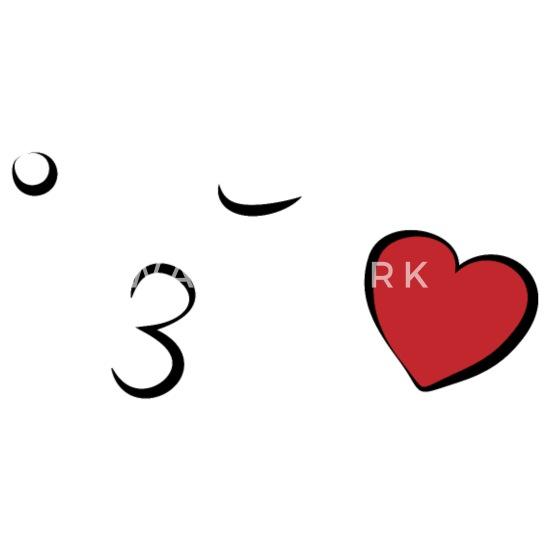 Kuss herz smiley quicrypanef: Zwinkernder