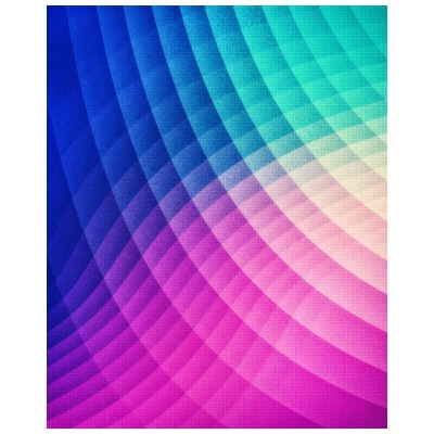 Abstract Colorful Art Pattern (Pride - Low poly)