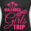 Mallorca Girls Trip - Women's T-shirt with rolled up sleeves