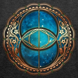 Vesica Piscis, Chalice Well, Avalon, Galaxy, Space