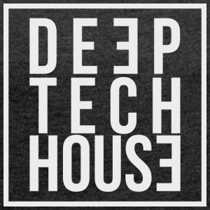 Deep Tech House by HouseMixRoom RadioShow - Camiseta con manga enrollada mujer